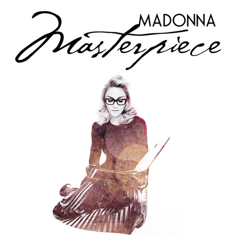 Madonna - Masterpiece Acustic - Single Cover - Download