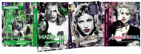 DVDs Madonna