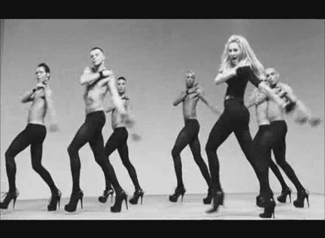 Madonna - Girl Gone Wild Video Capturas
