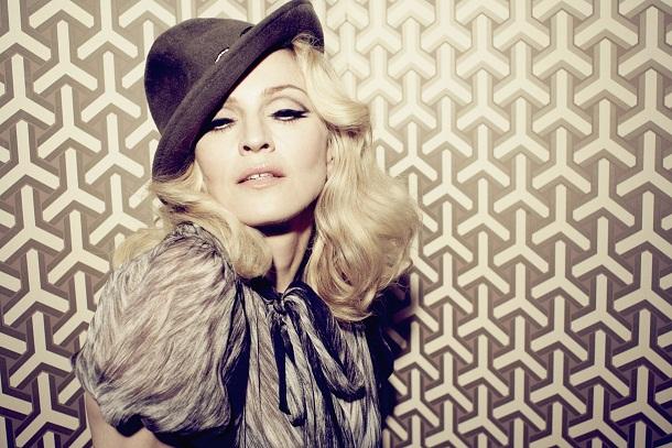 Madonna 2012