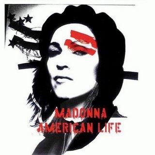 Madonna - American Life álbum