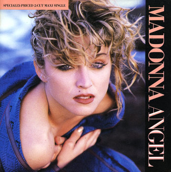 Madonna - Angel - Into The Groove Single