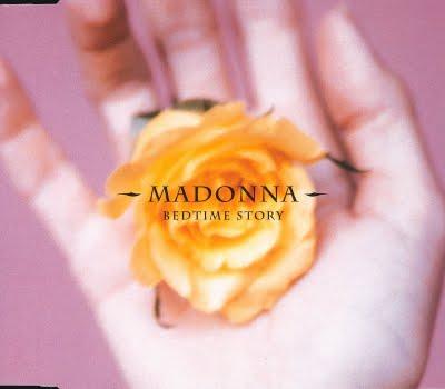 Madonna - Bedtime Story Single 1995