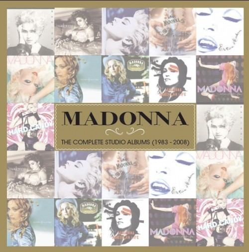 Madonna - The Complete Studio Albuns