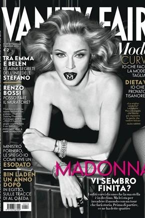 Madonna - Vanity Fair Magazine 2012