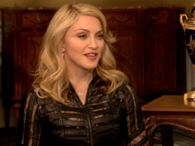 Madonna Entrevista 2012