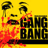 Madonna - Gang Bang Single Cover