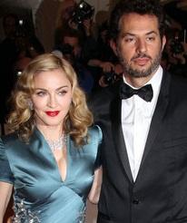 Madonna e Guy Oseary