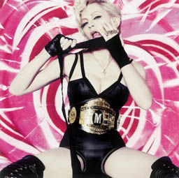 Álbum HARD CANDY, de Madonna