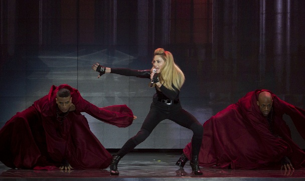 Madonna - MDNA World Tour 2012