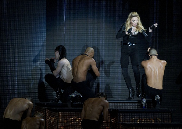 Madonna MDNA World Tour 2012 Israel