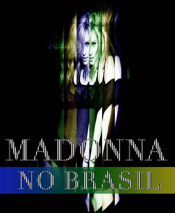 Madonna Tour no Brasil