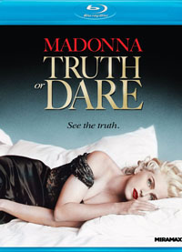 Madonna - Truth Or Dare - Blu-ray