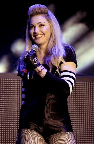 Madonna - Ultra Music Festival MDNA 2011 com AVICCI